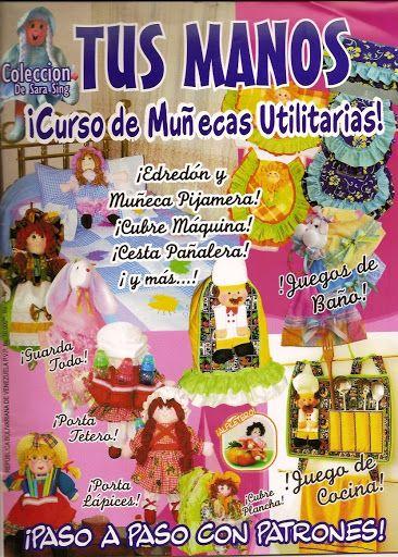 tus manos curso de muñecas utilitarias - nerylola3 - Álbumes web de Picasa