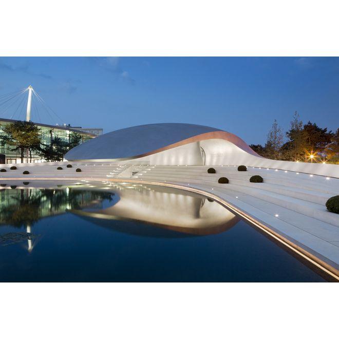 Porsche Pavillon in der Autostadt Wolfsburg | Architektourist