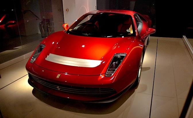 Eric Clapton's Ferrari SP12 EPC 458 Italia Custom