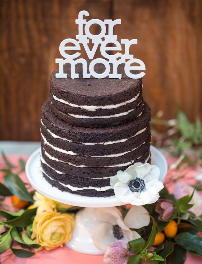 for ever more | Wedding Cake Toppers