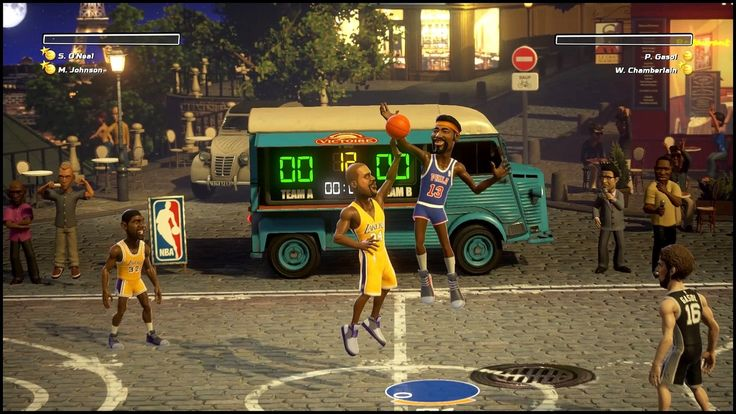 NBA Playgrounds Beta Version Accidentally Released Early on PS4 - IGN News NBA Playgrounds appeared for free on the PlayStation Network Store earlier today but what appeared on the PSN was an accidentally released beta version of the upcoming 2-on-2 basketball game. May 05 2017 at 08:44PM  https://www.youtube.com/user/ScottDogGaming