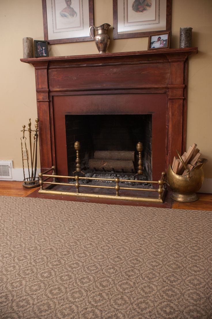 Drysdale Loom Hooked Natural Wool Rug No Dyes Chemicals Or Latex