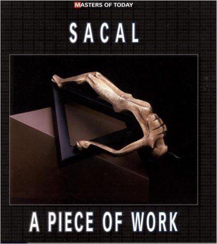 Jose Sacal: A Piece of Work (Masters of Today): Jose Sacal, Petru Russu (Petru Rusu): 9789189685024: Amazon.com: Books