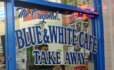 The Blue and White Cafe - North Adelaide - Restaurants - Time Out Adelaide