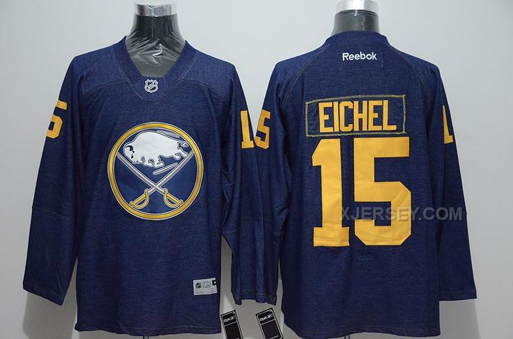 http://www.xjersey.com/sabres-15-jack-eichel-blue-reebok-jersey.html SABRES 15 JACK EICHEL BLUE REEBOK JERSEY Only $50.00 , Free Shipping!