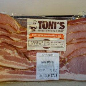 Tonis Bacon