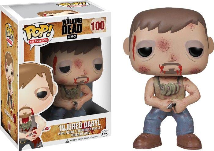 Figurine POP Walking Dead Daryl Dixon Injured - Geek Store