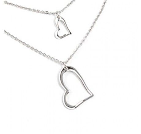 Twin Heart Necklace: Gifts for Preemie Moms