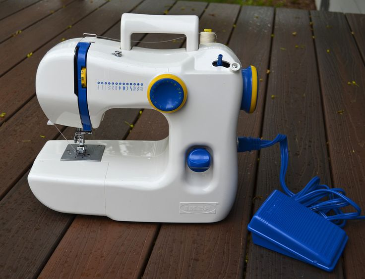 Ikea has a sewing machine?! Little miss may have one sooner than I thought!