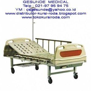 Jual Ranjang Rumah Sakit ABS-1M  Pusatnya Ranjang Pasien Rumah Sakit Berbagai Jenis. Harga Murah, Ordernya Mudah, Stock Banyak, Berkualitas Bisa Dikirim, Bisa Transfer Atau Bayar Ditempat.  Fast Response Call Customer Service Kami : Telepon : 08786 9000 900 / 08787 9000 900 / 021-9795 9475 / 021- 9795 9470 BBM : 29398F87 / 27811AD6 YM : CSGESUNDE   Grab It Fast !!!