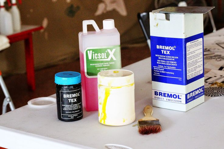 Making your own bag - Screen Printing at Home. www.lifeatarcilland.com