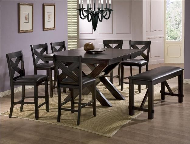 41 Best Homedining Counterbar Height Images On Pinterest Endearing Height Dining Room Table Inspiration