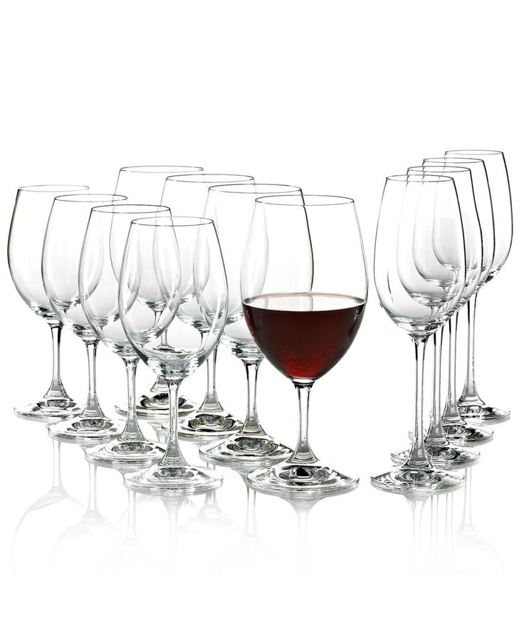 Christmas Stemless Wine Glasses