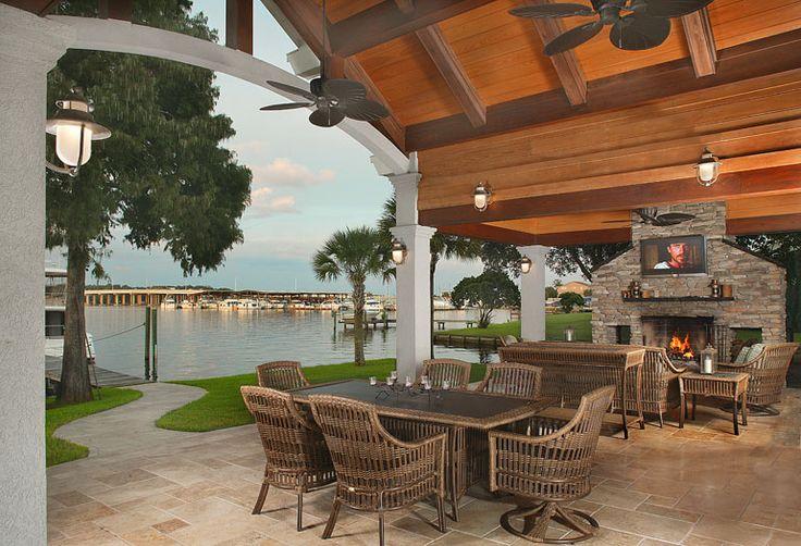 Porch Design and Build by Kendale Design/Build