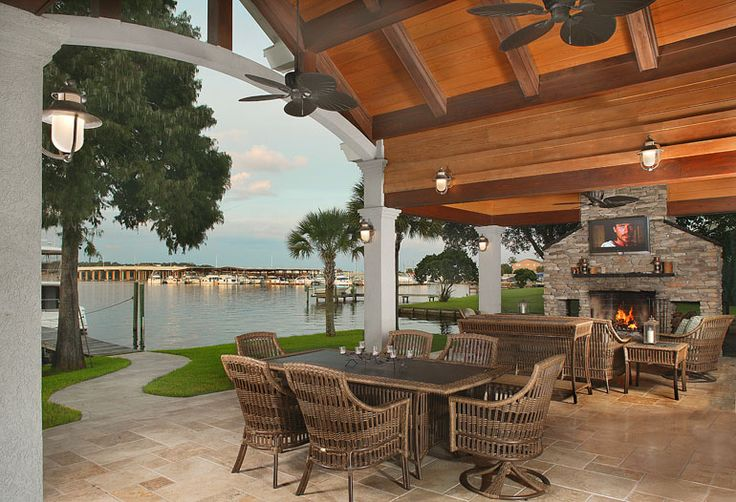 Porch Design and Build by Kendale Design/Build
