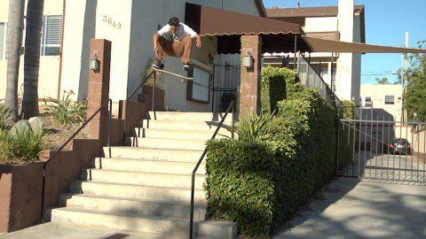 """Alexis Ramirez's """"Welcome to JSLV"""" Teaser - http://DAILYSKATETUBE.COM/alexis-ramirezs-welcome-to-jslv-teaser/ - Alexis has been making noise down in SD for a hot minute, but his big introduction to the world is about to happen on Thursday - Right here. Keep up with Thrasher Magazine - Alexis, jslv, RAMIREZ'S, teaser, welcome"""