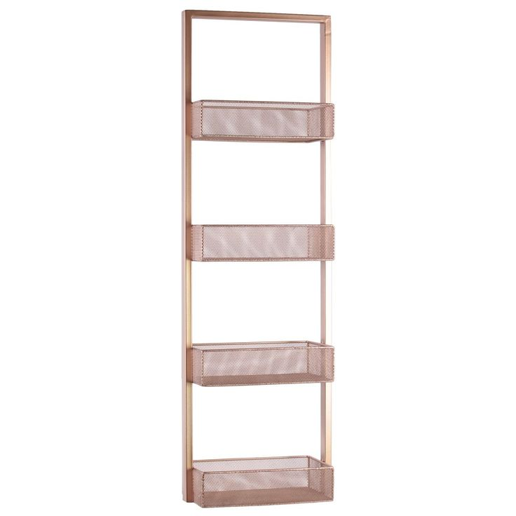1000 Ideas About Gold Shelves On Pinterest Pink Accent