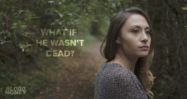 Klariza Clayton in horror film Blood Money