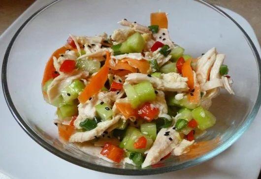 Top 9 csirkesaláta 350 kalóriából | NOSALTY