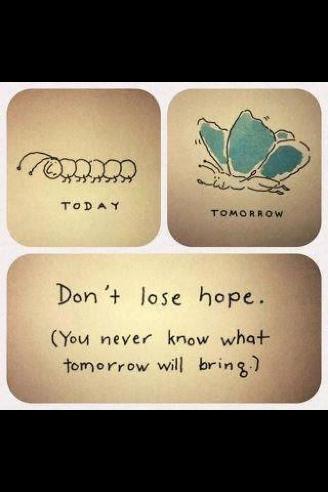 Holding onto hope is key when struggling with depression