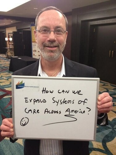 System of care national leader from SAMHSA, Gary Blau, poses a thoughtful question.