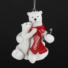 pictures of coca cola christmas ornaments - Google Search