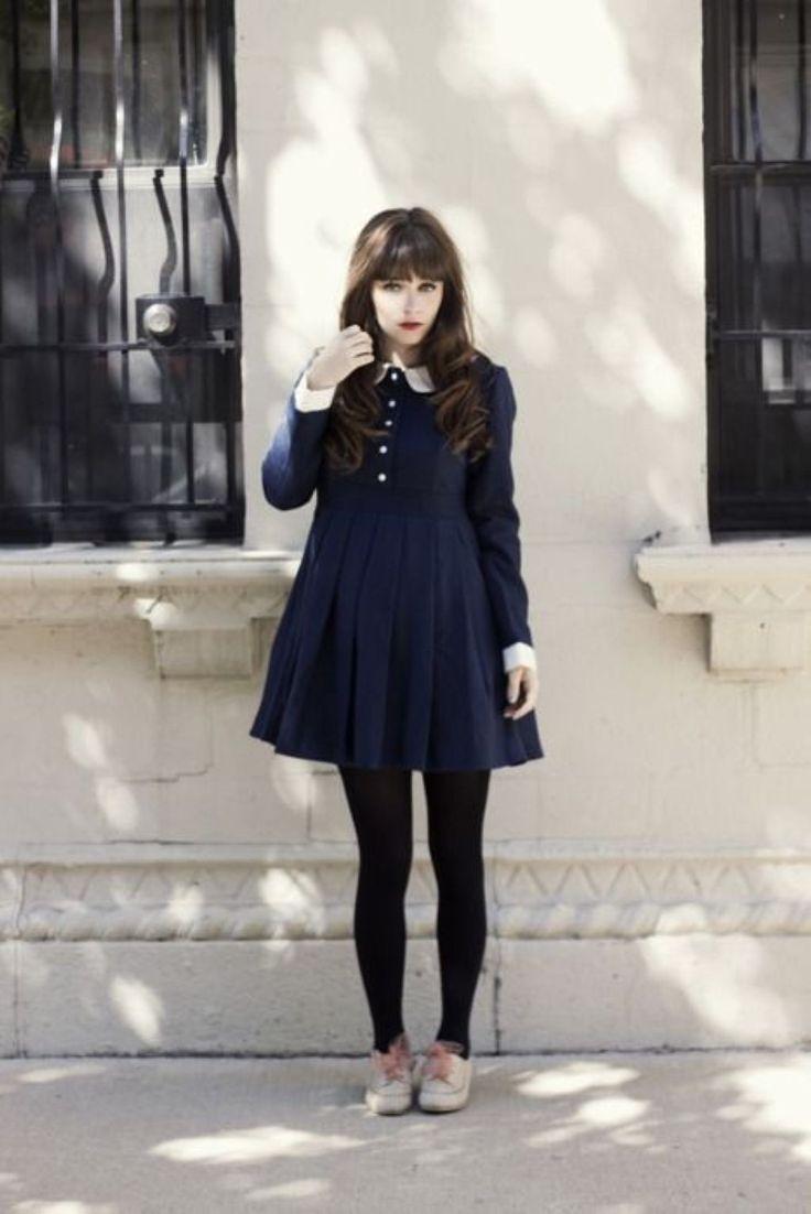 Super 42 Hübsches Winterkleid, um sich von der Krone abzuheben attirepin.com / …   – Winter Style
