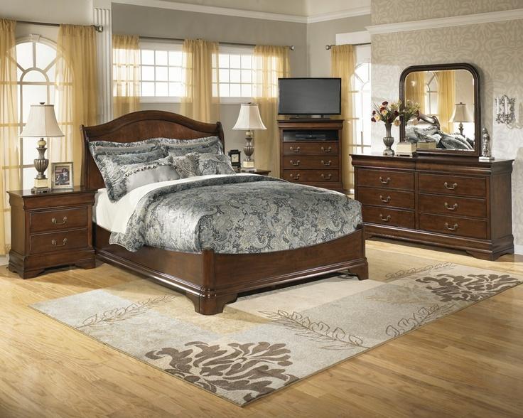 Mazel Tov Furniture   Belcourt Platform Bed
