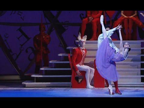 Heart of Knaves pas de deux from Alice in Wonderland at the Royal Ballet. By far my favorite pas de deux.
