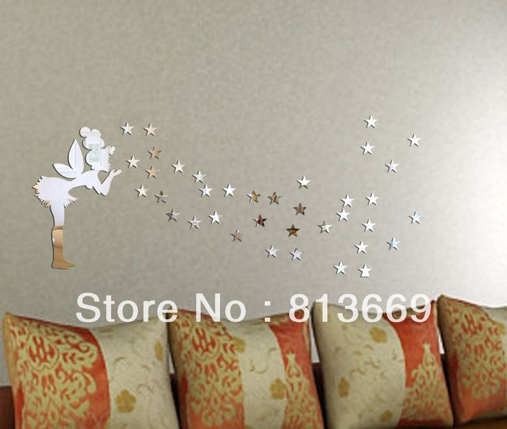 Best Wall Decals Images On Pinterest - Wall decals mirror