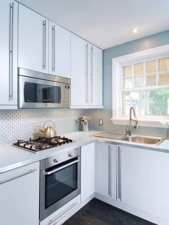 Дизайн маленькой кухни фото / Compact Kitchen