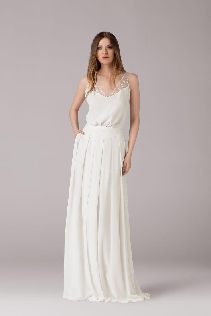 SARAH suknie ślubne Kolekcja 2015