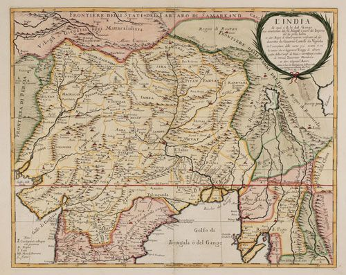 This day in 1608 - 1st English convoy lands at Surat India.