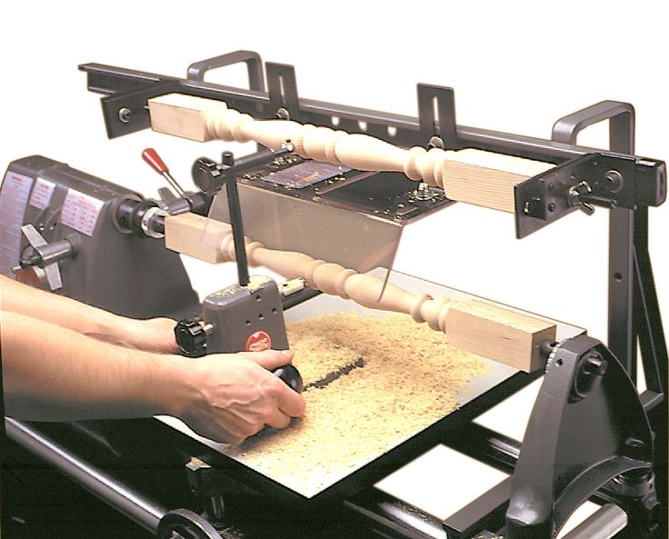 Create Perfect Professional Duplicates Easily with the Lathe Duplicator