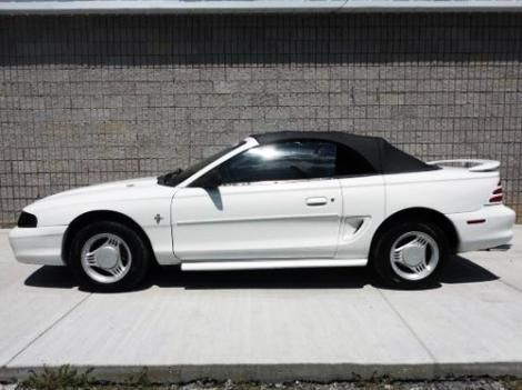 Cheap Ford Mustang Convertible '94 For Sale in Tennessee — $2500