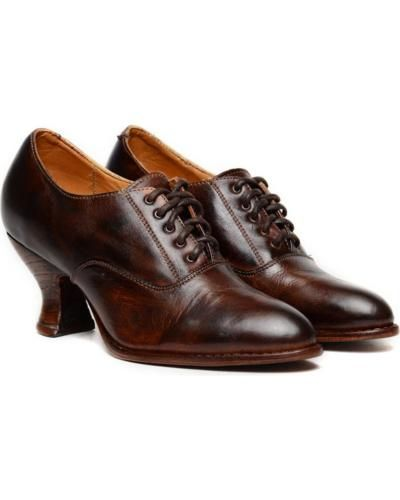 1920s style shoes : Oak Tree Farms Jane Fashion Shoes  AT vintagedancer.com