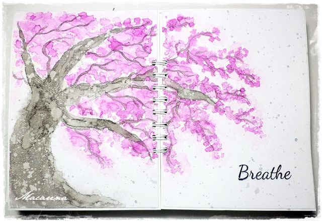 Breathe - Art Journal
