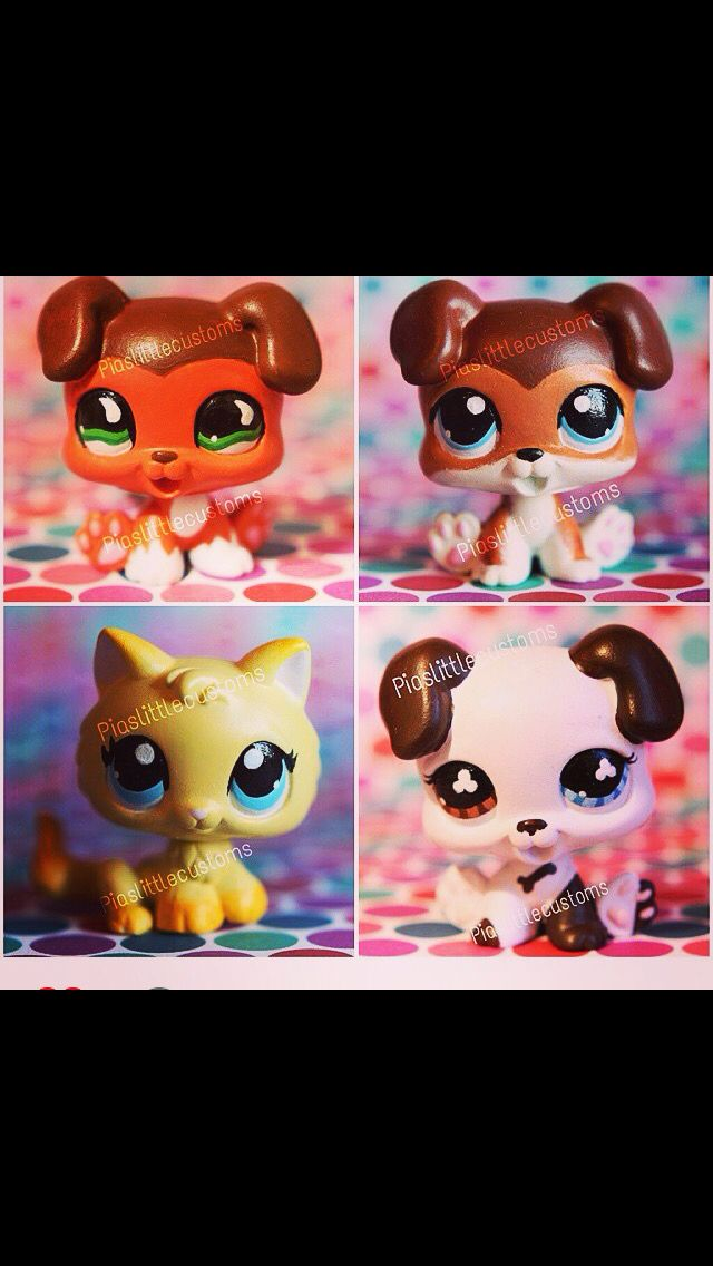 Lps popular characters as babies!                                                                                                                                                                                 More