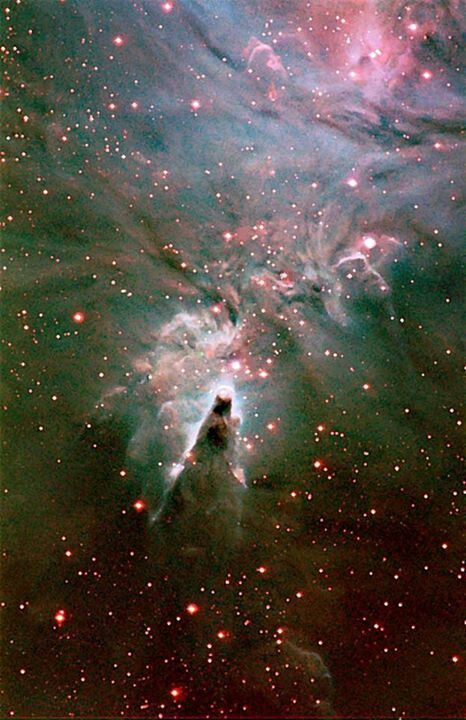 Cone Nebula Jesus - Pics about space