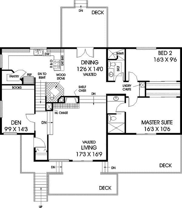 Floor Plans Luxury Lake Home