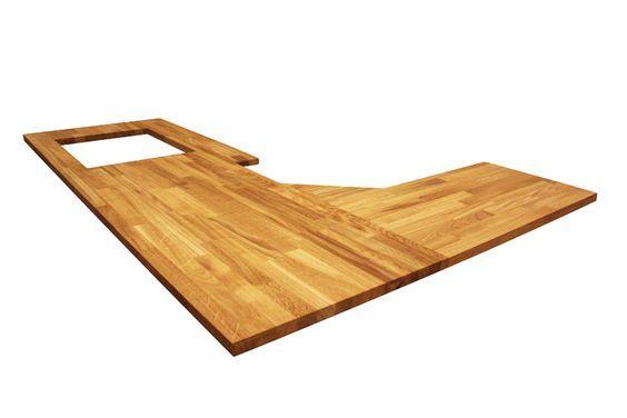 die besten 25 arbeitsplatte eiche ideen auf pinterest eichenholz arbeitsplatten ikea k chen. Black Bedroom Furniture Sets. Home Design Ideas
