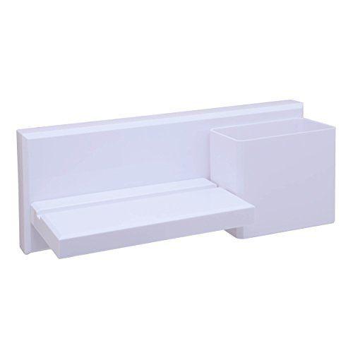 Okomatch étagère murale de rangement en plastique adhésif multi-usages Ventouse Rack/flottant Rebord pour salle de bain/cuisine/salle de douche/Parlor/Office–pas de Drill/vernis à ongles, Plastique, #1(Shelf), Small #Okomatch #étagère #murale #rangement #plastique #adhésif #multi #usages #Ventouse #Rack/flottant #Rebord #pour #salle #bain/cuisine/salle #douche/Parlor/Office–pas #Drill/vernis #ongles, #Plastique, ##(Shelf), #Small