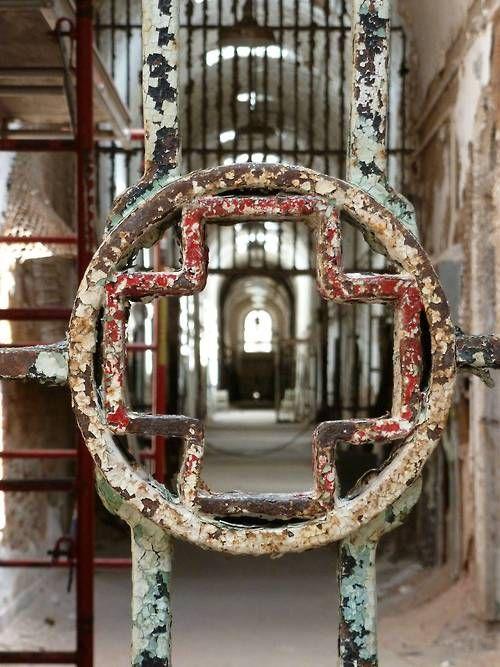 Eastern State Penitentiary Hospital Ward.