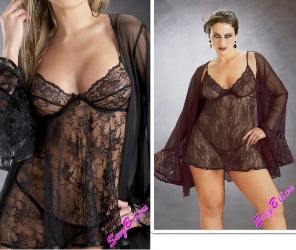 Женское нижнее бельё и карнавальные костюмы больших размеров