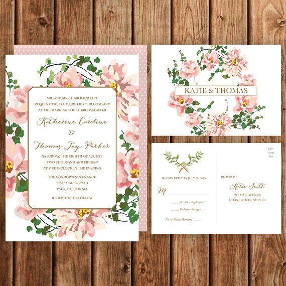 1000 Ideas About Blush Gold Weddings On Pinterest Blush