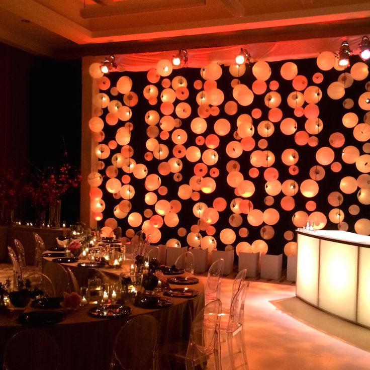 Living grand backdrops chinese wedding decor and