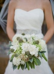 Hops in the flower arrangements: Galleries, Flowers Photography, White Wedding, Idea, Lamb Ears, Wedding Bouquets, Dresses, White Bouquets, Events Plans
