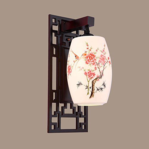 Gao Wall Lamps Chinese Ceramic Wall Lights Solid Wood Hea... https://www.amazon.com/dp/B06X8WN471/ref=cm_sw_r_pi_dp_x_cU1pzb0BDAZA5
