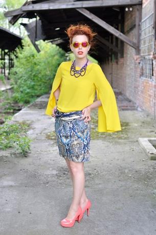 Zagłosuj i oceń stylizację z bloga w konkursie Trzymaj Fashion
