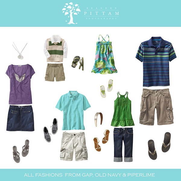 What to wear for summer portraitsWhat To Wear, Families Outfit, Clothing Ideas, Photos Ideas, Families Pictures Colors, Families Photos, Families Pics, Families Portraits, Colors Ideas